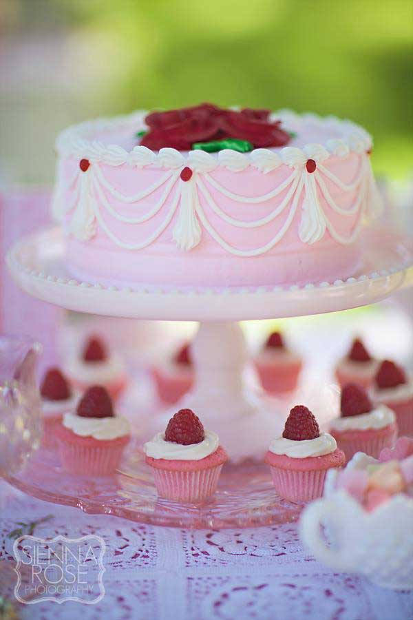 Strawberry Shortcake Tea Party Feature on Love The Day