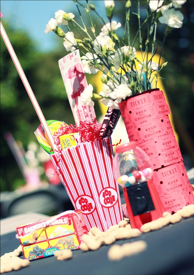 DIY Circus Birthday Party on Love The Day