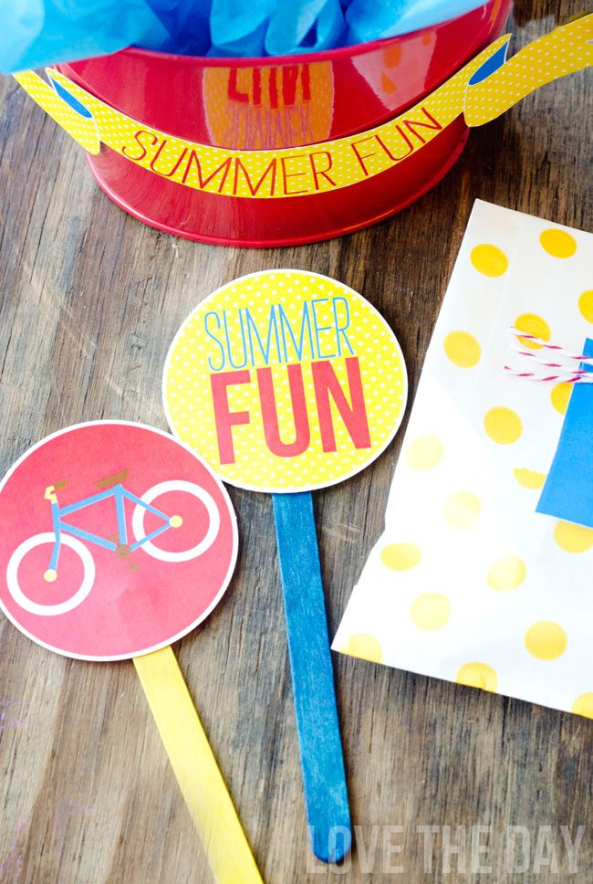 Picnic Printables by Love The Day
