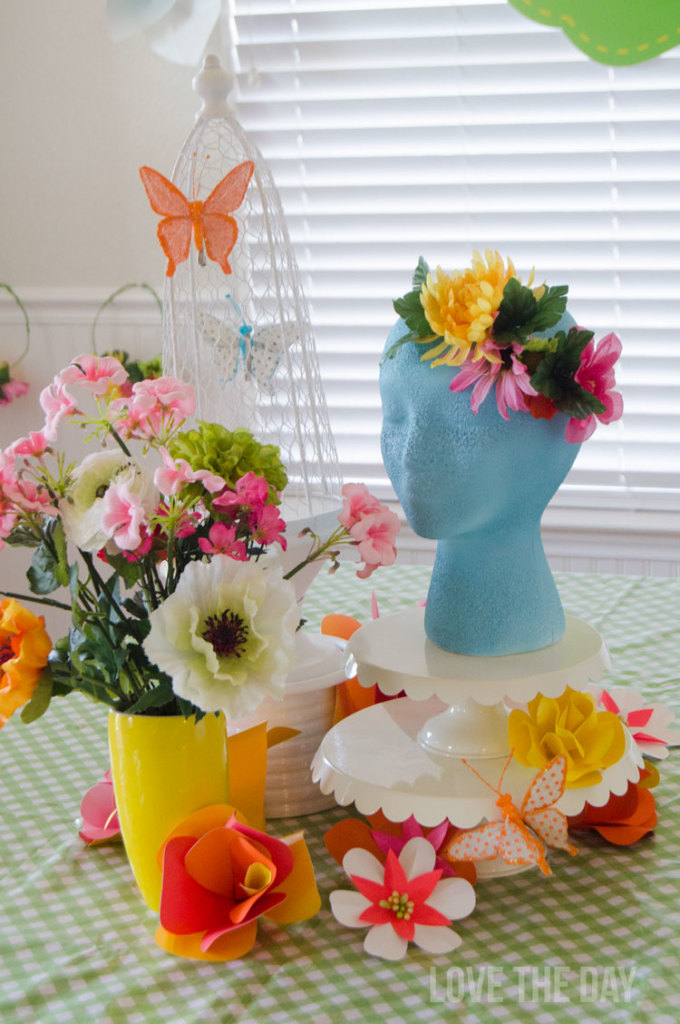 FloraCraft Make It Fun Team & First Project by Love The Day