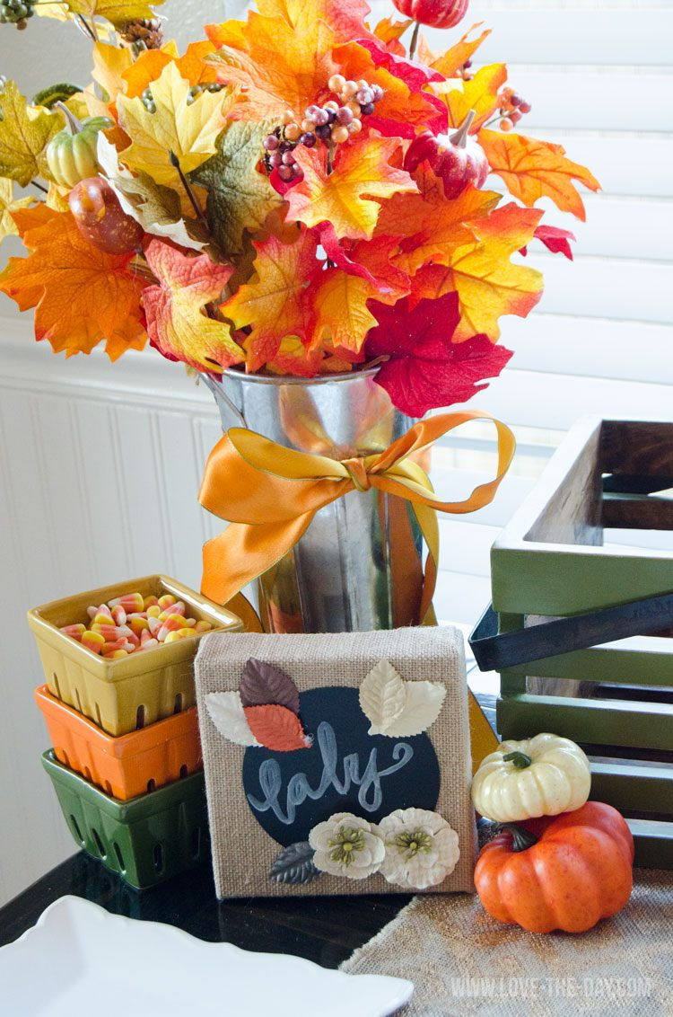 Twin Baby Shower Ideas:: Oct2berfest by Love The Day