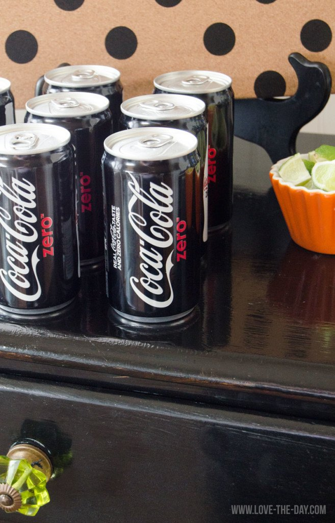 Coke Zero Bar by Love The Day
