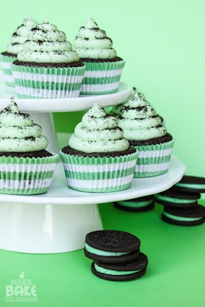 St. Patrick's Day Treats on Love The Day
