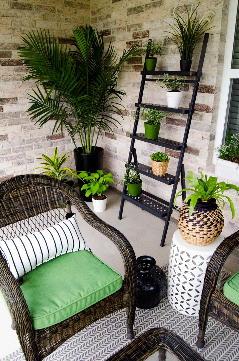 Patio Inspiration by Lindi Haws of Love The Day