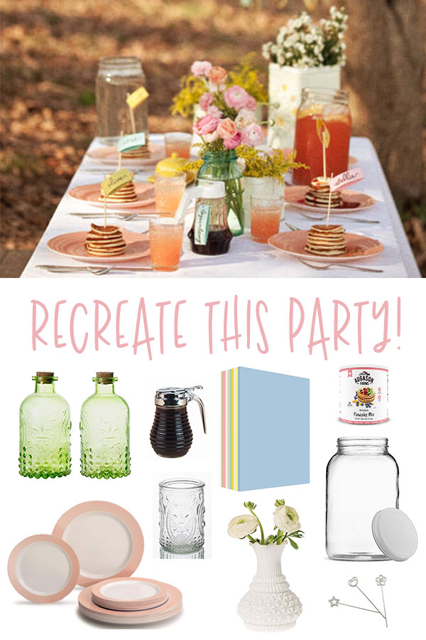 Rehearsal Dinner Party Ideas