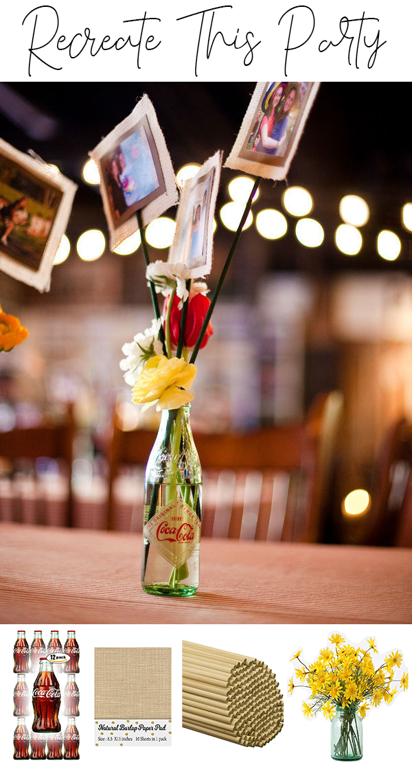 Glass Bottle Flower Arrangements