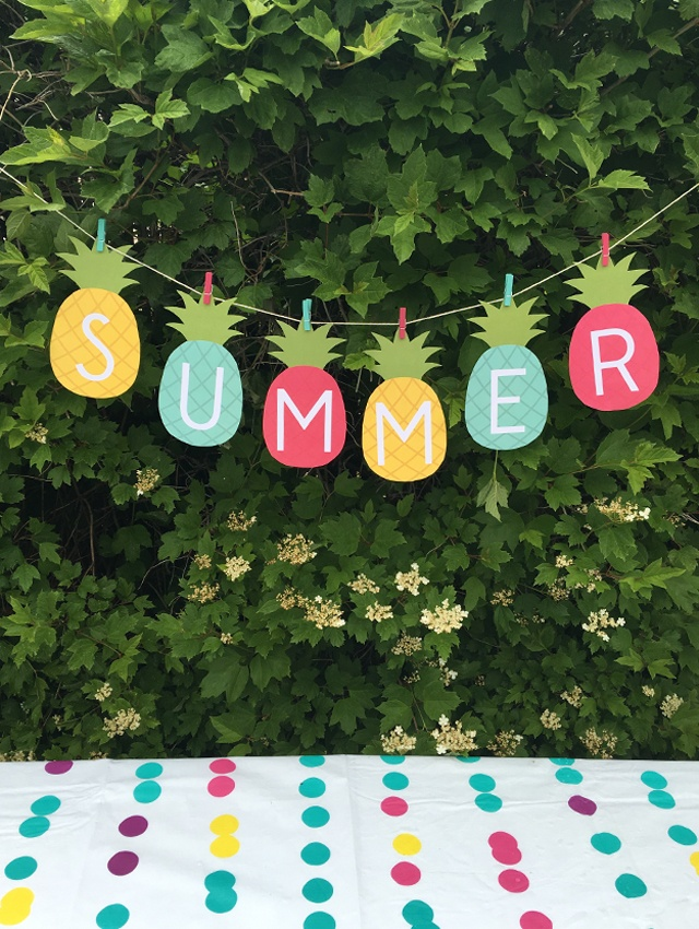 15 Summer Party Decoration Ideas We Love on Love the Day