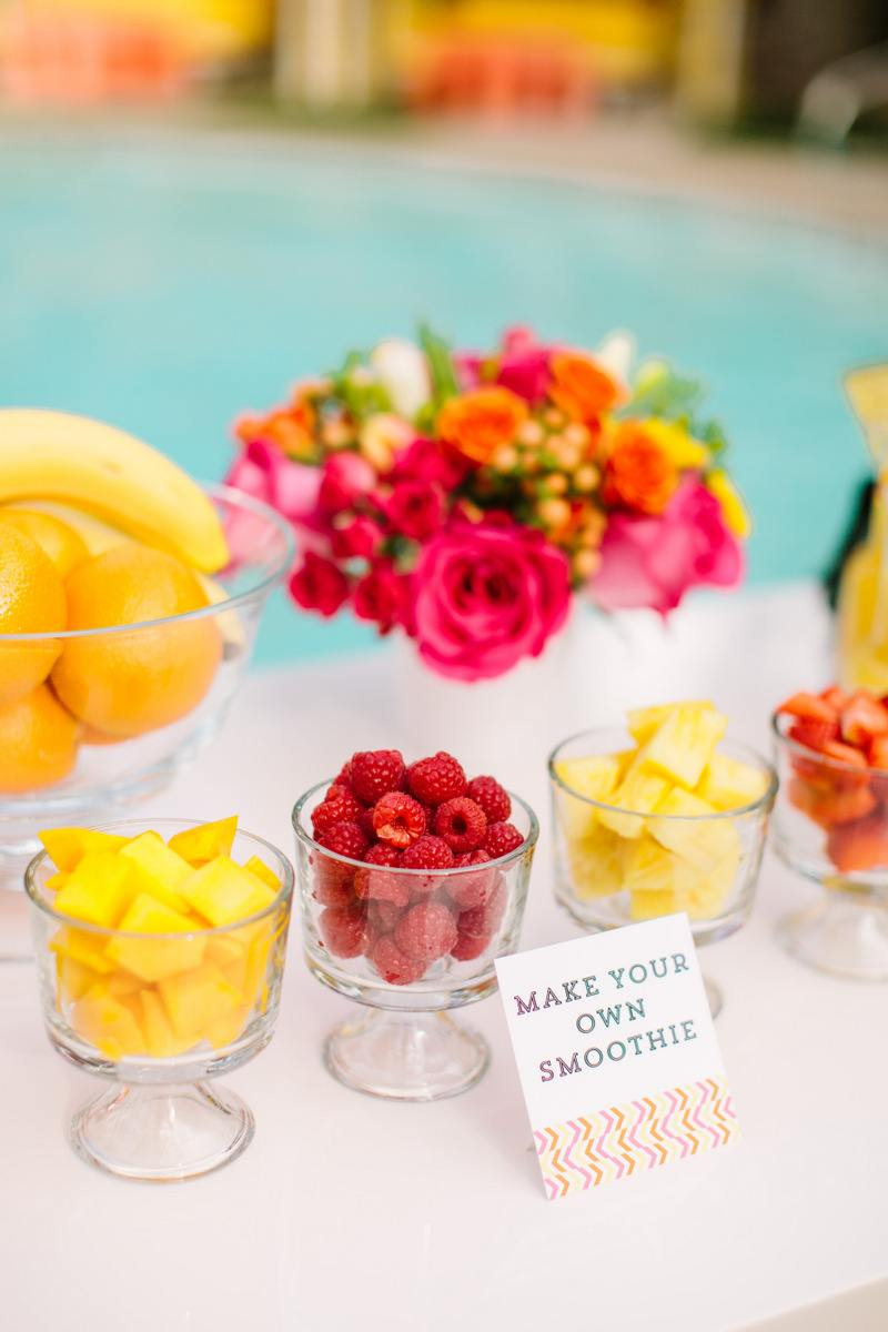12 summer pool party ideas