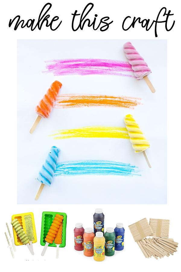 12 Easy Summer Crafts for Kids