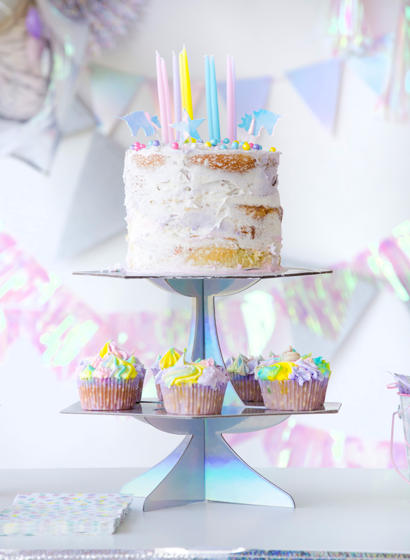 Magical Unicorn Party by Lindi Haws for Martha Stewart