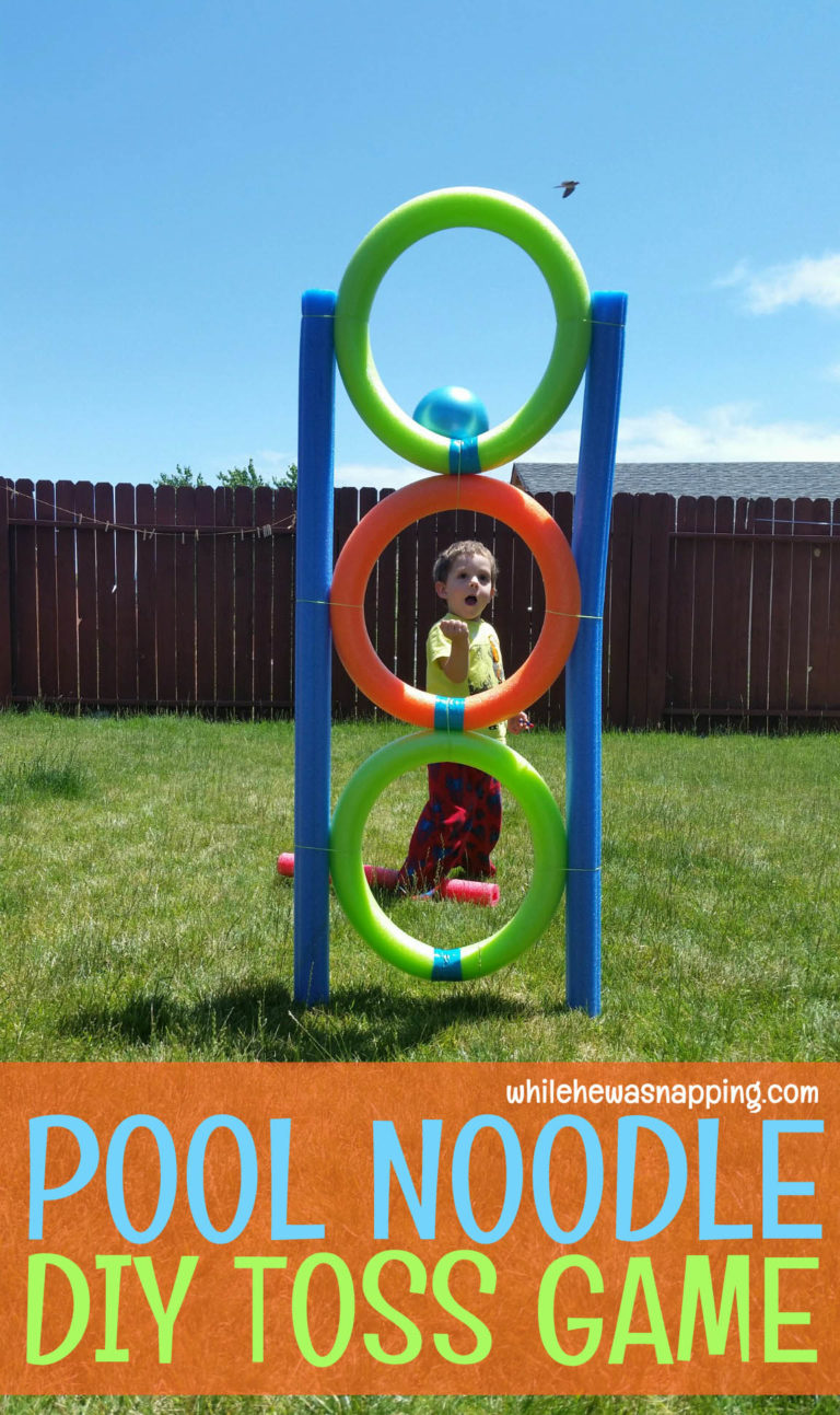 Summer Party Games for Toddlers on Love The Day by Lindi Haws