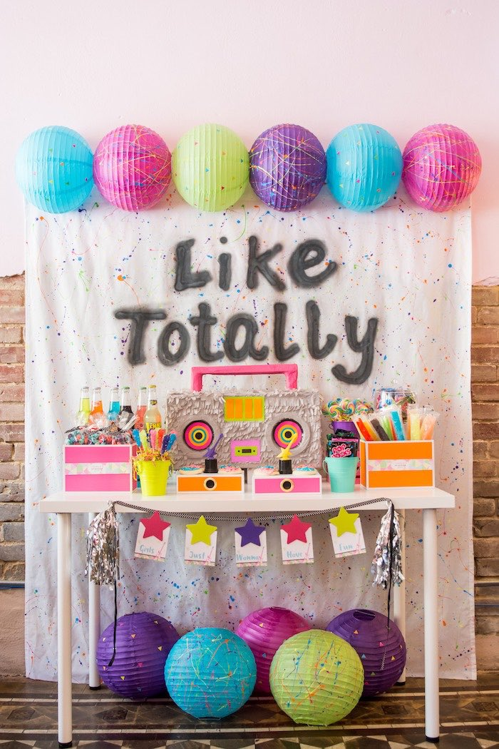 10 Tween Party Ideas on Love The Day by Lindi Haws