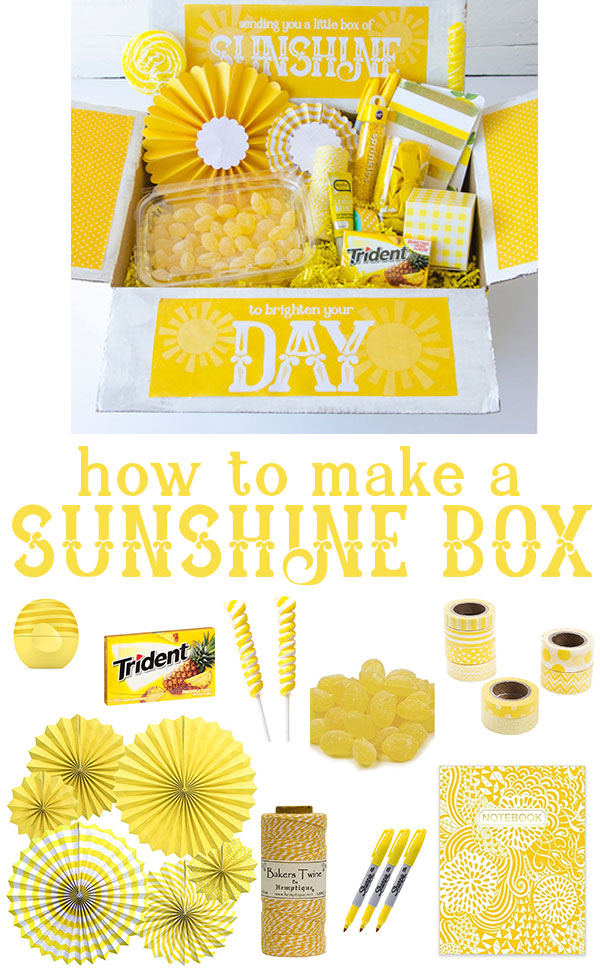 picture about Basket of Sunshine Printable identify 10 Components Towards Location Inside A Sun BOX as a result of Lindi Haws of Appreciate The Working day