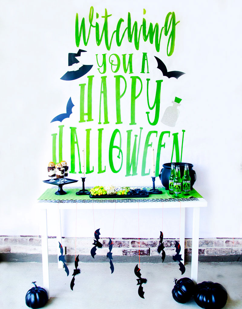 BeWitching Halloween Party by Lindi Haws of Love The Day