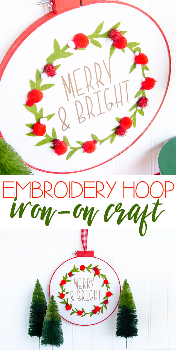 Embroidery Hoop Craft Tutorial by Lindi Haws of Love The Day
