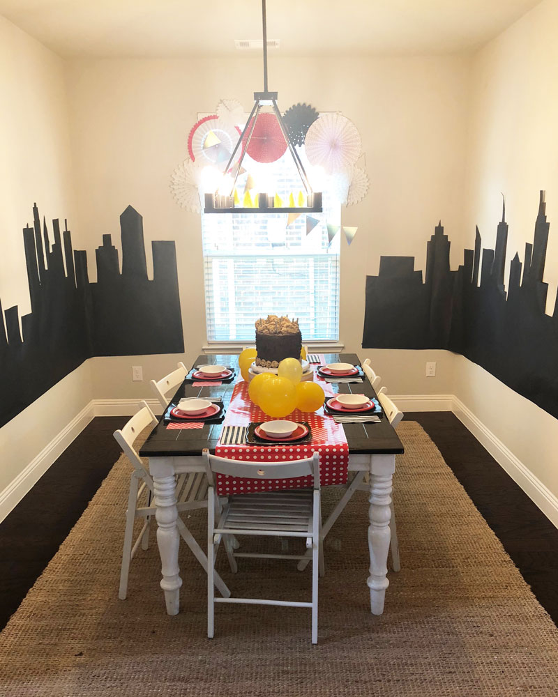 New York Party Ideas by Lindi Haws of Love The Day