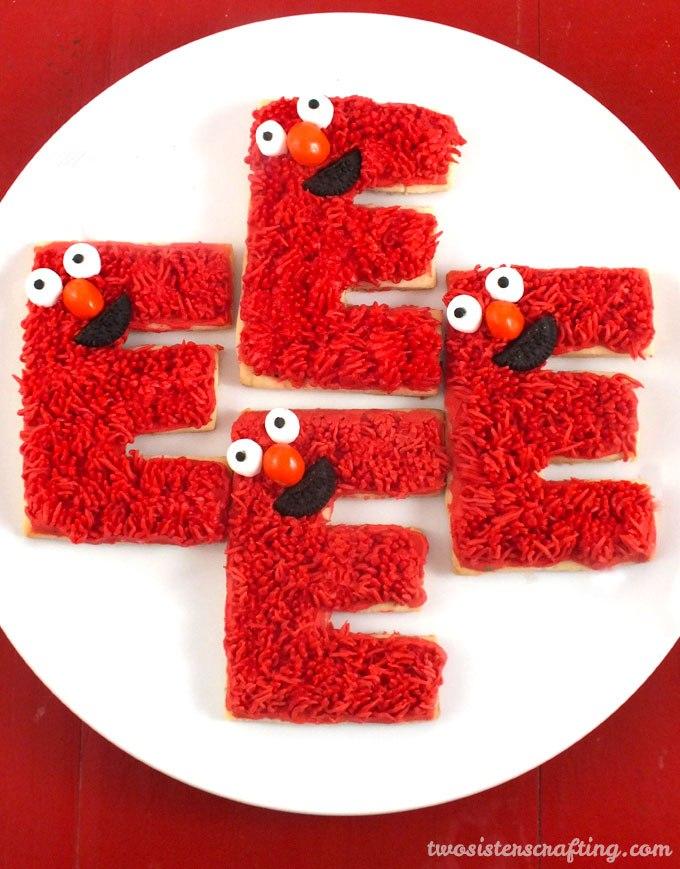 10 DIY Elmo Birthday Party Ideas on Love The Day