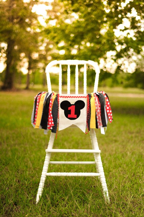 15 mickey mouse birthday party ideas