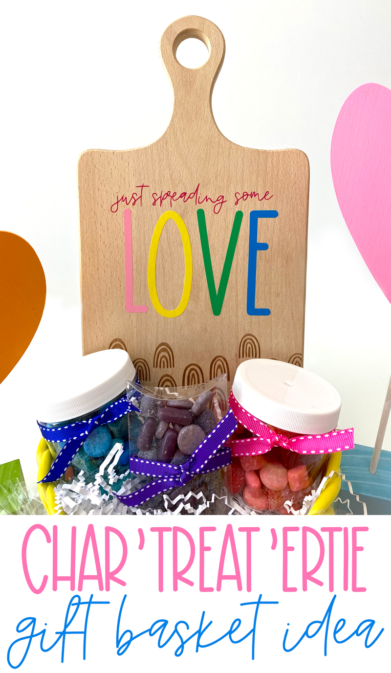 Charcuterie Gift Basket by Lindi Haws of Love The Day