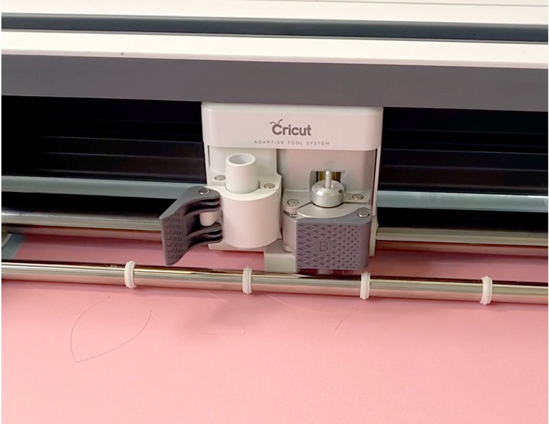 Press Make It and Let the Cricut CUT!